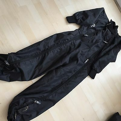 Optimum Rugby Football Substitute Suit Sub Suit Warm Up Size XXS Quilted