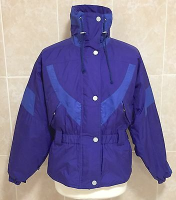 Schoffel GoreTex Ski Jacket And Trousers Size 12/10