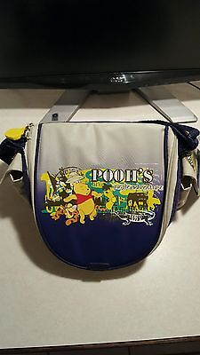 Winnie The Pooh Cooler/lunch Bag. (New)