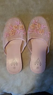 Slippers size 8