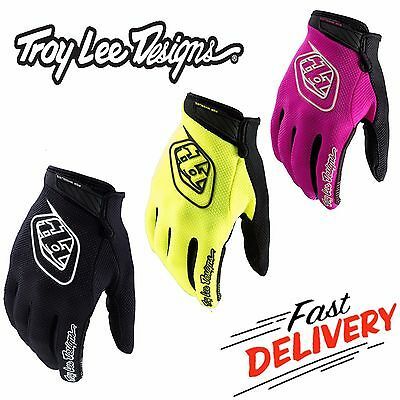 NEW Troy Lee Designs Air Gloves Motocross Offroad FOX MTB XC DH