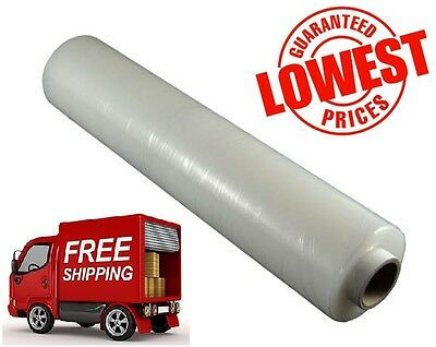1 Roll-Clear Pallet Stretch Shrink Wrap Cast Parcel Packing Cling Film Cheap