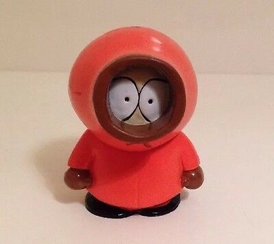 1998 South Park Kenny Plastic Toy Figure