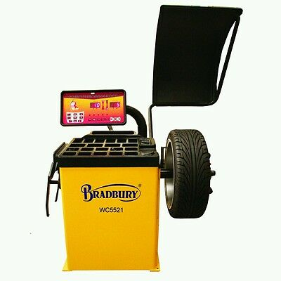 Bradbury WC5521 Wheel / Tyre Balancer