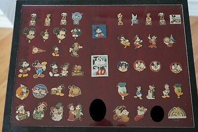 Framed Disney Pin Collection - USD 10 each