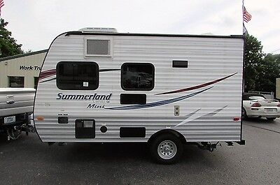 2015 Summerland MINI SM1400 trailer