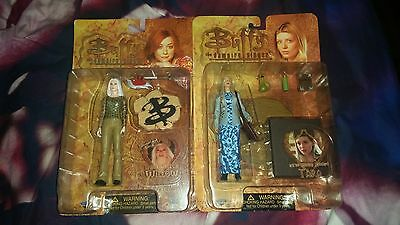 Tara willow witches buffy vampire slayer figure rare