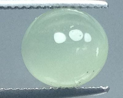 3.90Cts Gorgeous  !!! Natural Prehinite Gems  (3412)