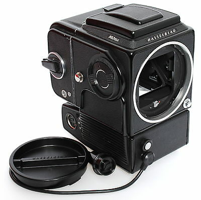 Hasselblad 553 ELX  medium format Camera body with + A12 back