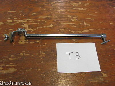 Vintage Tiltable Cymbal Arm #3  Walberg and Auge