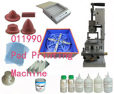 New Oil Cup Manual Pad Printing Machine Combination,Multi - product Printing Kit