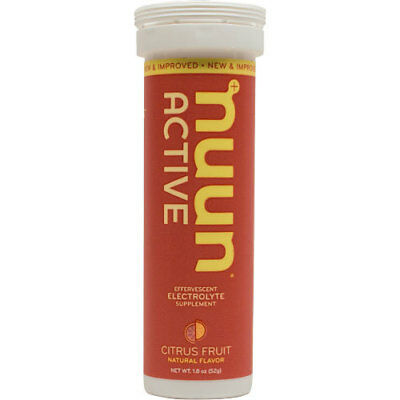 NUUN Active Electrolyte Tablets - Citrus Fruit - Buy 2 or more and Save