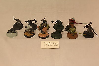 Warhammer Lord of the Rings Assorted goblins
