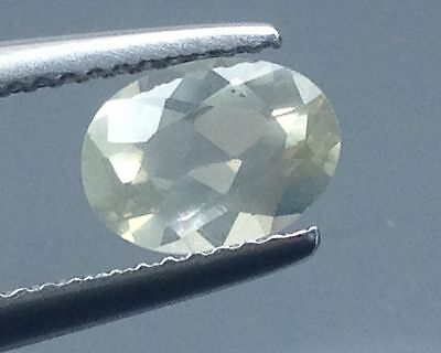 1.25Top Lustrous Natural Andasine Gems Oval (3585)