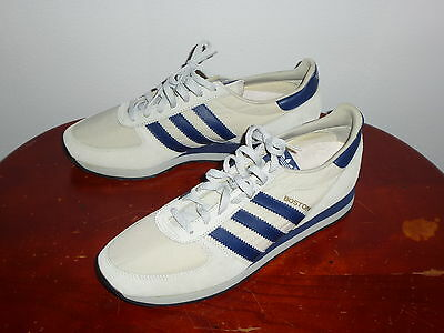 EXTREMELY RARE OG vintage 1983 ADIDAS BOSTON SHOES men's US 10.5 DEADSTOCK