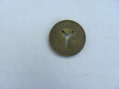 New York City Transit Authority Token & St. John Divine Cathedral Souvenir Coin