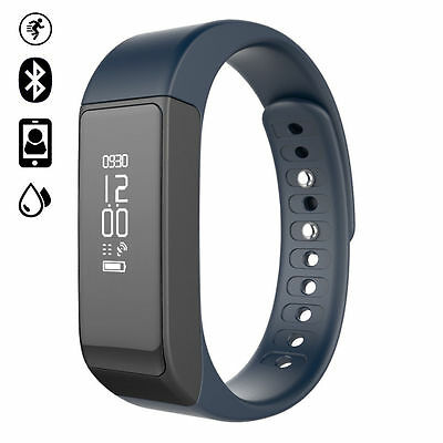 "I5 Plus Bracelet Montre Smart Band 0.91""Fitness OLED Tracker pour iPhone Android"