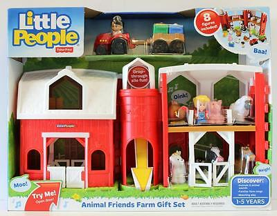 NEW Fisher Price Little People Animal Friends Farm Play Set RRP $120
