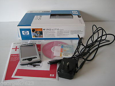 Hewlett Packard - iPAC RZ1710 - Pocket PC - complete in the box