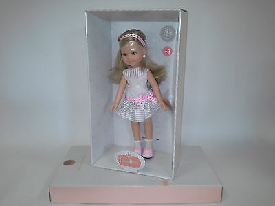 Paola Reina Doll, Claire, 32 Cm. Ref.04641. New