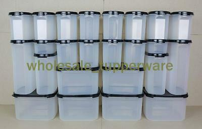 Tupperware Modular Mates Combo Pantry set of 24 - Free Labels & Express Delivery