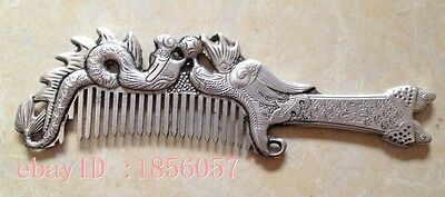 Silver Comb Phoenix Miao traditional crafts