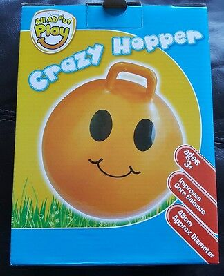 crazy hopper