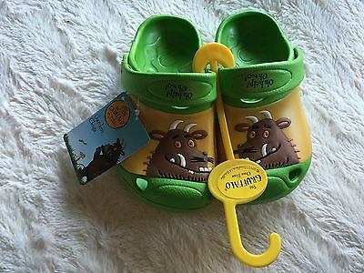 GRUFFALO CLOGS RRP £19.00 New With Tags  VARIOUS SIZES AVAILABLE