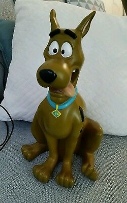 Warner bros scooby doo collectable figurine