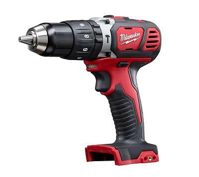 Milwaukee M18 18-Volt Lithium-Ion 1/2 in. Cordless Hammer Drill/Driver  2607-20
