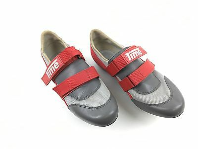 TIME Chaussures Route vintage TIME RACING vintage ROAD SHOES vintage time shoes