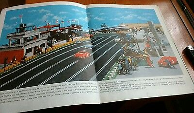 Scalextric Tri-ang 101 CIRCUITS for SCALEXTRIC DRIVERS Jim Clark