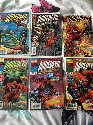 Daredevil Volume 1 Six Issues