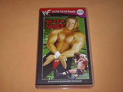 ( Vhs ) Wwf. Fully Loaded In Your House. Wrestlemania. Ottime Condizioni.