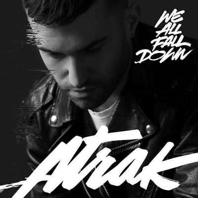 A-trak - We All Fall Down (featuring Ja NEW 7""