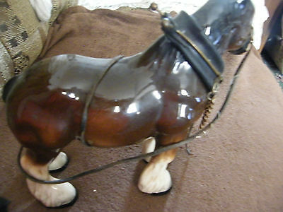 large shire horse  i think it is melba ware   vgc .