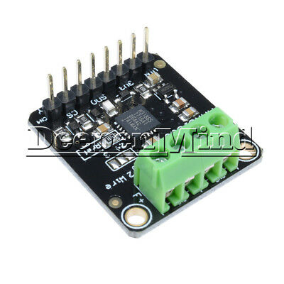Arduino MAX31865 PT1000 RTD Temperature Thermocouple Sensor Amplifier Board