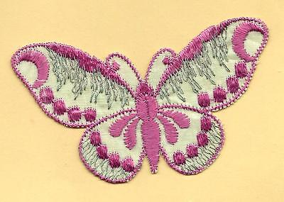 Turmac Tobacco Cigarette embroidered silk Butterfly Small C9 Silks 1