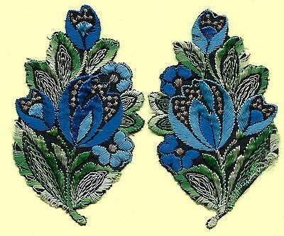 Turmac Tobacco Cigarette embroidery silk Flowers Silks 2