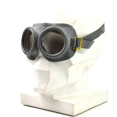 Vintage NATO round goggles eye protection glass army goggles