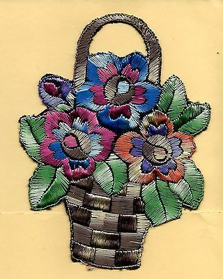 Turmac Tobacco Cigarette embroidery silk Flower Basket A10 Silks 1