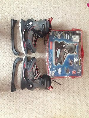 Quality Skating Boots Size 6.5