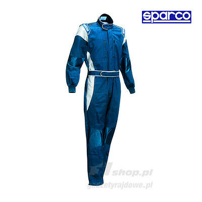 Sparco X-LIGHT M Mechanic Overalls blue - Genuine - L