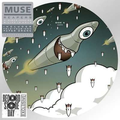 Muse - Reapers NEW 7""