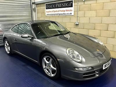 2006 Porsche 911 3.6 997 Carrera Coupe 2dr Petrol Manual (266 g/km, 325