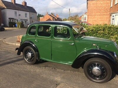 A Lovely 1948 Morris 8 Series E Just Had Interior Refit