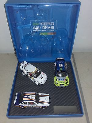 1:43 Abu Dhabi Ford Car Set of 3...Limited Edition of 500
