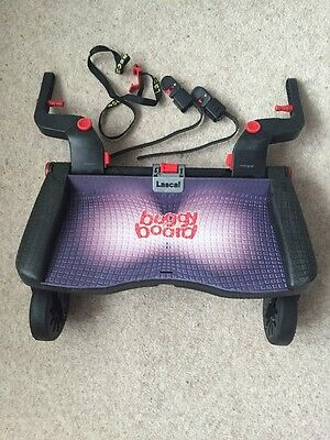 Lascal Buggy Board Maxi With Connector And Strap