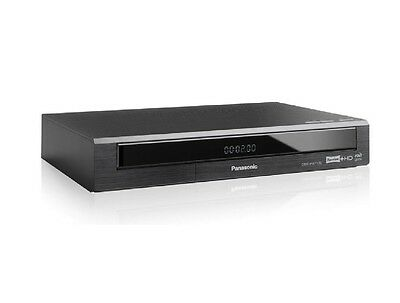 Panasonic DMR-HWT130EB 500GB HDD TV Recorder with Twin Freeview+ HD Tuners