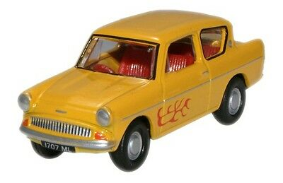 Oxford 76105008 00 PKW Ford Anglia yellow The Young Ones-Vyvyan